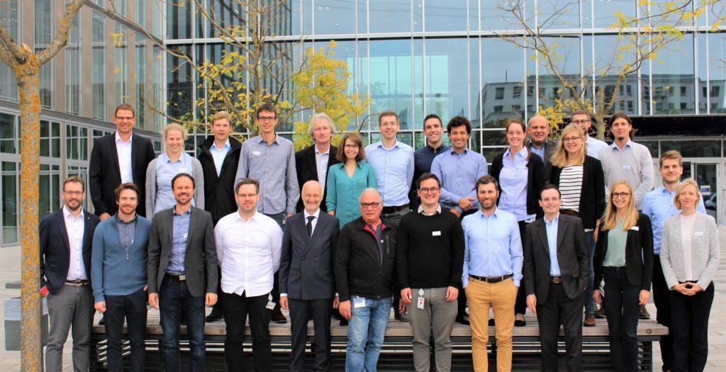 Projektpartner Projekt flexQgrid